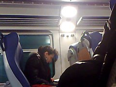 IN TRENO - ON THE TRAIN