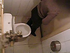 Hidden cam woman shower voyeur
