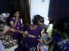 Telugu Girls enjoying