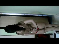 Shweta sexy Punjabi girl showing her figure to BF!!