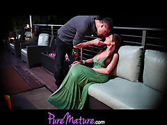 PureMature Seductive Mom Alison Star Gets Banged On Romantic