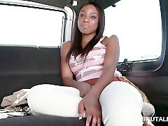 teen ebony talked into sex for money