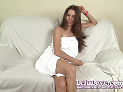 lelu love-pov seducing you to cheat and creampie me