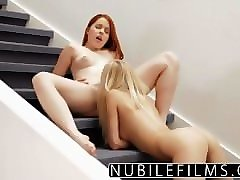 first time lesbian seduction for young babes