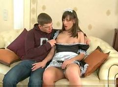 Cute Teen Maid Analyzed S88