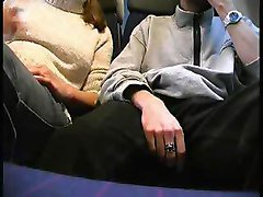 German Amateur Girl Sucking Cock In Public Train