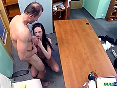 Laura in Cock hungry patient wastes no time - FakeHospital